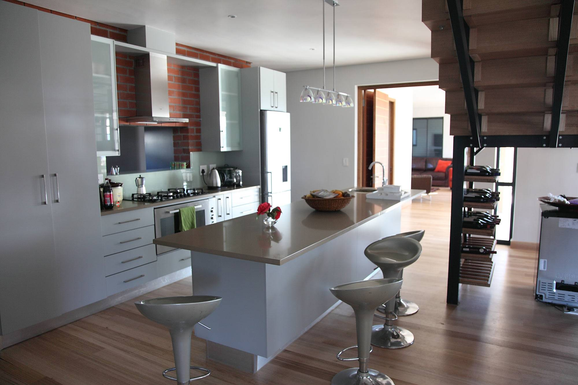 Kitchen interior