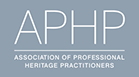 Association of Professional Heritage Practitioners logo