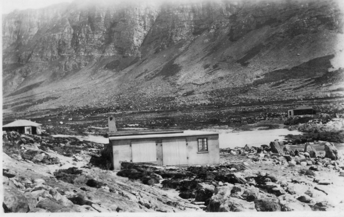 Historic photograph of House Platdak c.1940s