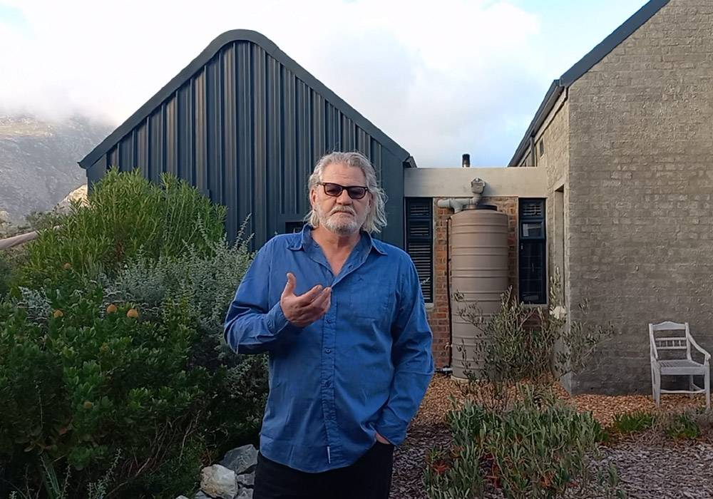 Sustainable architecture video by Raymond Smith